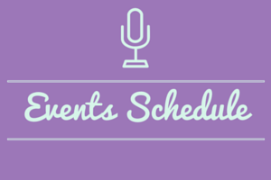 EVENTS SCHEDULE ATP