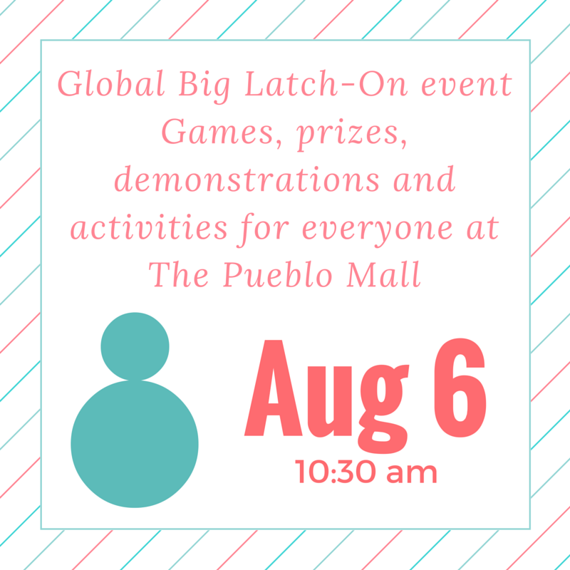 Pueblo Latch On Event