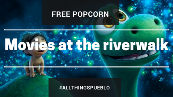 Pueblo Riverwalk Movies